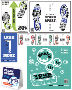 Be Smart, Stand Apart Business Pack